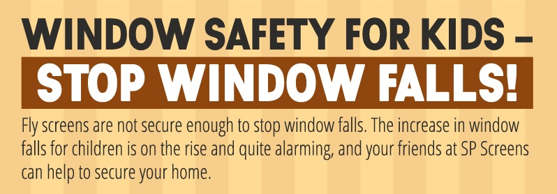 Window Safety for Kids