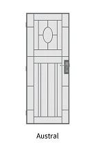 Austral Steel Door
