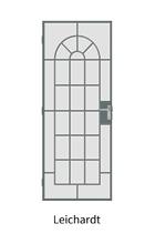 Leichardt Steel door