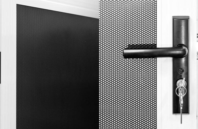 Perforated Alumnium Screen