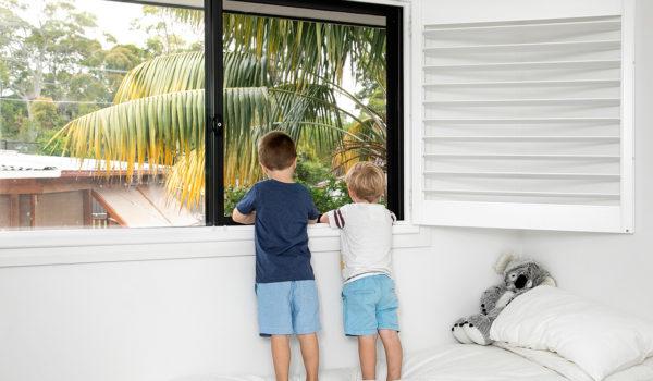 Fallsafe Window Screens