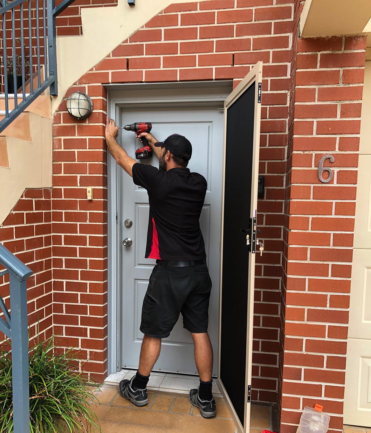 Security Doors and Screens Perth