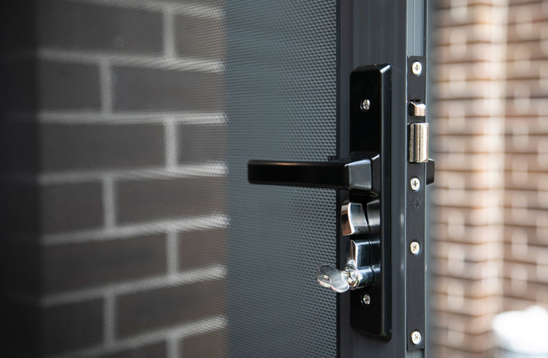 CommandeX Security Door Lock