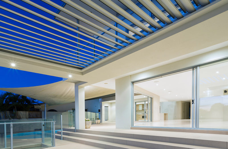 Louver Roofs and Patio Roofs