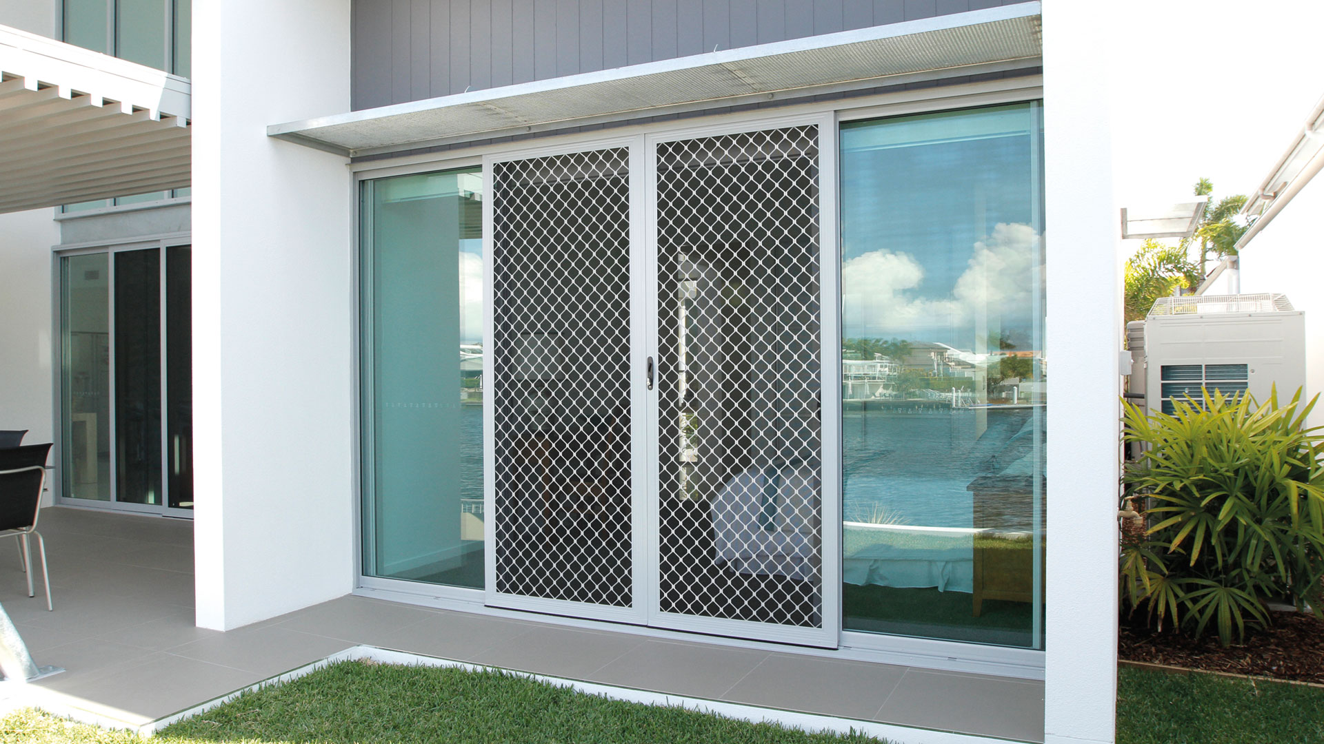 Diamond Grilles Sp Screens