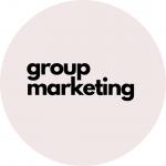 group marketing icon